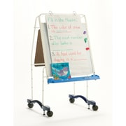 Copernicus Standard Reading-writing Center Free-Standing Whiteboard, 3' H x 3' W
