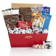 Lindt Chocolate Lovers Holiday Gift Basket, 76 oz (8458-M)