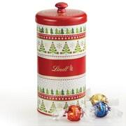 Lindor Holiday Trees Gift Tin, 10.6 oz (C001730)