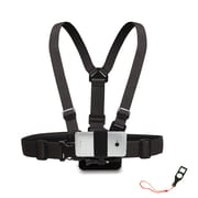 Action Mount Adult Chest Harness for Smartphones