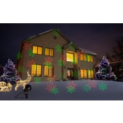 Starscapes Laser Motion Projection Lights