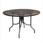 Paragon Casual Caledonia Round Mesh Table; 30'