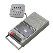 Hamilton Cassette Player with 8 Position Jack Box