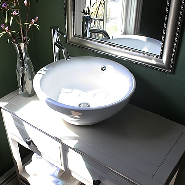 Nantucket Sinks Brant Point Vessel Bathroom Sink