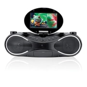 Hamilton 6 Person Bluetooth/CD/FM Listening Center with Personal Headphones