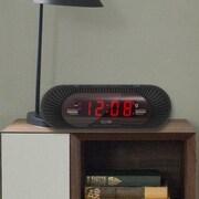 Westclox Sxe LED Bluetooth and Radio Alarm Clock
