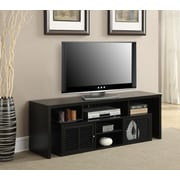 Home Loft Concepts Lexington TV Stand; Black