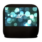 Elite Screens Pop-up Cinema Portable Spring-Famed Indoor Outdoor Projection Screen