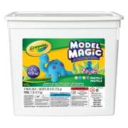 Model Magic® Pastel Colors Modeling Material, Assorted Colors, 2lb Bucket, 4 - 8oz Bags (BIN232235)