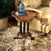 Butler Connoisseur's Clover Leaf End Table
