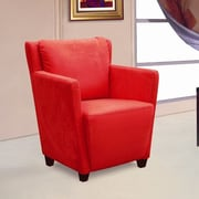 Hokku Designs Jetson Chair; Red