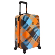 Loudmouth Luggage Microwave 22'' Hardsided Carry-On Spinner Suitcase