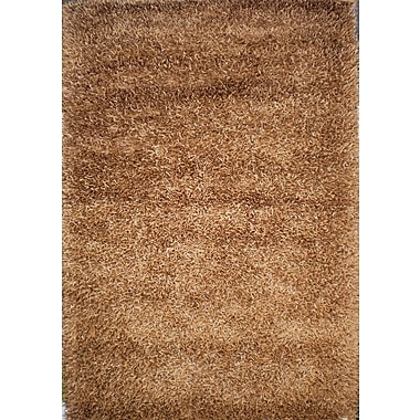 Chandra Zara Charcoal Area Rug; 5' x 7'6''