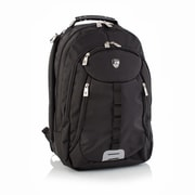 Heys Black Polyester District Backpack (20029-0001-00)