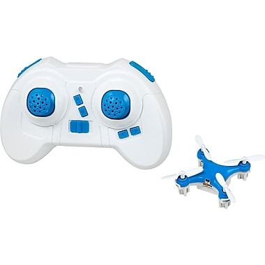 Teeny Drones TD001-BL Worlds Smallest Drone, Limited Edition Case Pack, Blue