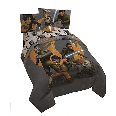 Star Wars Rebels Twin Comforter