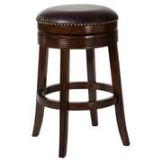 Hillsdale Tillman 26'' Swivel Bar Stool with Cushion