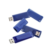 Verbatim  Blue 8GB USB 2.0 Flash Drive