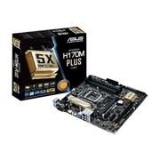 ASUS® Desktop Motherboard, 64GB 4 x DIMM (H170M-PLUS/CSM/C/SI)