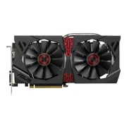 ASUS  STRIX AMD  Radeon  R9 380 Graphic Card, 4GB (STRIXR9380DC2OC4GD5G)