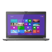 "Toshiba Tecra Z40T-B1420W10 14"" Full HD Touchscreen, Intel Core i7 5600U 500GB HDD 8GB RAM Windows Ultrabook, Cosmo Silver/Black"