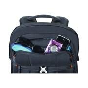 "Targus ® Black Grid Premium 16"" Laptop Backpack (TSB850)"