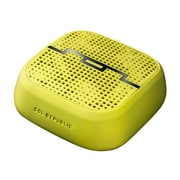 Sol Republic PUNK Bluetooth Speaker 1510, Water-Resistant, Lemon Lime