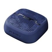 Sol Republic PUNK Bluetooth Speaker 1510, Water-Resistant, Navy Blue