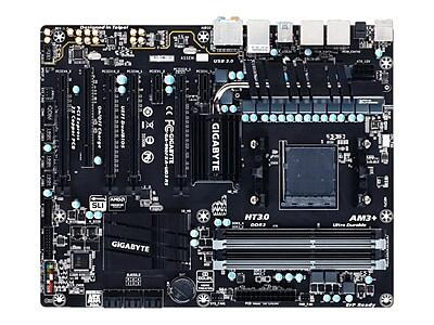 compare gigabyte ultra durable atx desktop motherboard