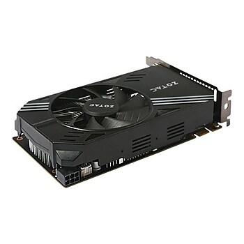 Zotac NVIDIA GeForce 2GB Graphic Card