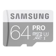 Samsung 64GB microSDXC Flash Memory Card