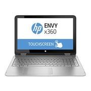 "HP 15.6"" Full HD Touchscreen, Intel Core i5 6200U, 1TB HDD, 6GB, Windows, ENVY 16"" Notebook, Silver"