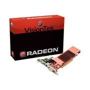 Visiontek® 900302 Radeon HD 3450 GPU Graphic Card With ATI Chipset, 512 MB DDR2
