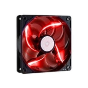 Cooler Master® R4-L2R-20AR-R1 SickleFlow Red LED Fan, 120 mm