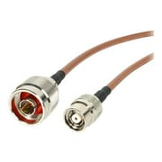 StarTech NRPTNC1MM Copper 1' N-Type to RP-TNC Adapter Cable for Wireless LAN Antennas
