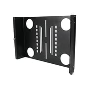"StarTech.com RKLCDBKT 19"" Universal Swivel VESA LCD Mounting Bracket for Rack or Cabinet"