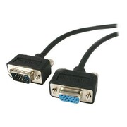 StarTech.com 10' Black VGA Monitor Extension Cable