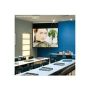 Draper ® Luma 207100 Manual Wall/Ceiling Projection Screen, 92""