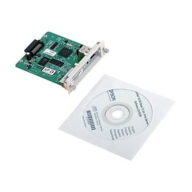 Epson ® EpsonNet 10/100 Base TX Type B Internal Ethernet Print Server (C12C824352)