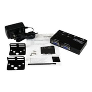 StarTech ST121EXT VGA Over Cat5 UTP Video Extender Repeater, Black