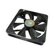 Cooler Master® Silent Cooling Fan, Black (R4-S4S-10AK-GP)