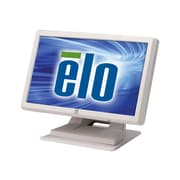 ELO 15.6 degree Touchscreen LCD Monitor, White (1519LM)