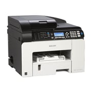 Ricoh Aficio SG 3100SNW GelSprinter Color Inkjet Multifunction Printer, 405777, New