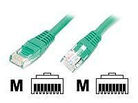 StarTech Cat 5e UTP Snagless Patch Cable Green 5