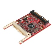 StarTech.com SATA to Compact Flash SSD Adapter, Red