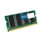 HP AddOn AA800D2S6/2G DDR2 200-Pin SO-DIMM Laptop Memory Upgrades, 2GB