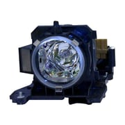 V7 Replacement Lamp For Hitachi CP-X200/CP-X300/CP-X400 Projector, 220 W