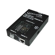 Transition Networks Stand-Alone Fiber Media Converter, 100 Mbps (E-100BTX-FX-05(LC)NA)