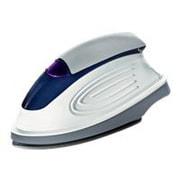 Conair  Travel Smart  Mini Travel Iron, White/Blue (TS100)
