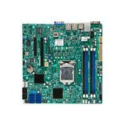 Supermicro® X10SL7-F Intel® C222 Chipset Server Motherboard